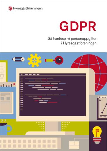 Hyresgästföreningen GDPR-broschyr