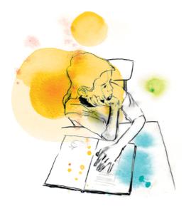 Migrän i skolan, Läkartidningen