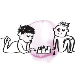 Unga Örnar Illustrationer, Barnkonventionen